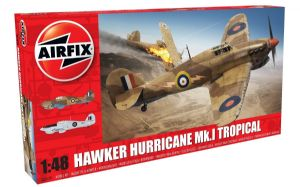 AX05129 Hawker Hurricane Mk.I Tropical version